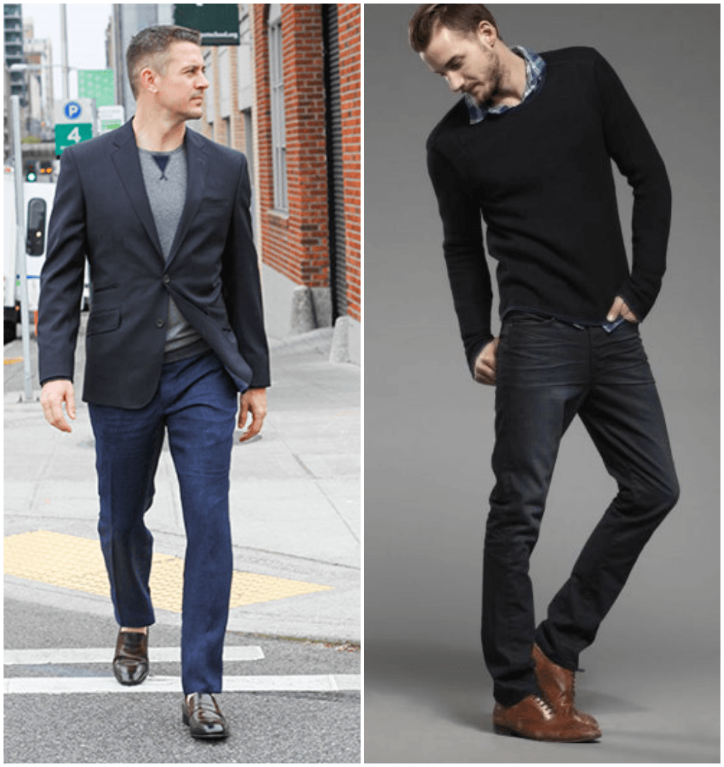 Styling the man in your life this holiday season for Best untucked shirts for men