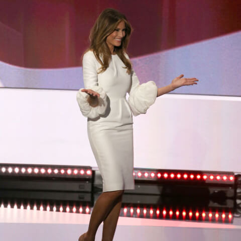 Melania Trump-roksana-cotton